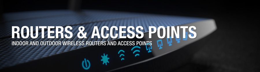 Wireless Routers & Access Points