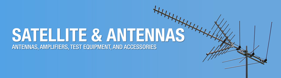Antennas & Satellite