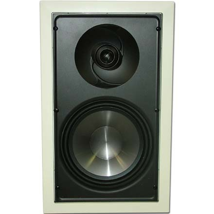 Aton Model A82SW 8in In Wall Speaker with Graphite Woofer A82SW
