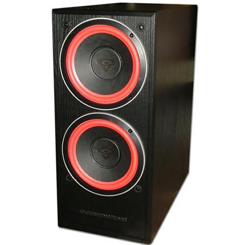 Cerwin Vega VE-28S 8in Subwoofer 250 Watts, Includes 50ft of Speaker Wire Free! CER1003