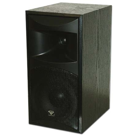 Cerwin Vega CLS-6 Bookshelf Speakers, qty 1, Includes 50ft of Speaker Wire Free! CER1020