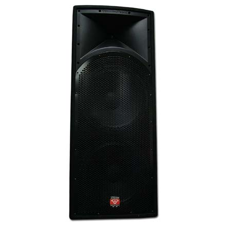 Cerwin-Vega INT-252V2 Dual 15in 2.5-way Full-range Speaker, 1000W, Includes 50ft of Speaker Wire Free! CER1146
