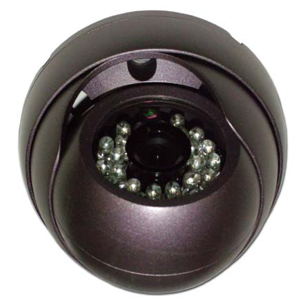 Choice Select Aluminum Dome Day/Night Security Camera, 420tvl, 20M range CHO3003