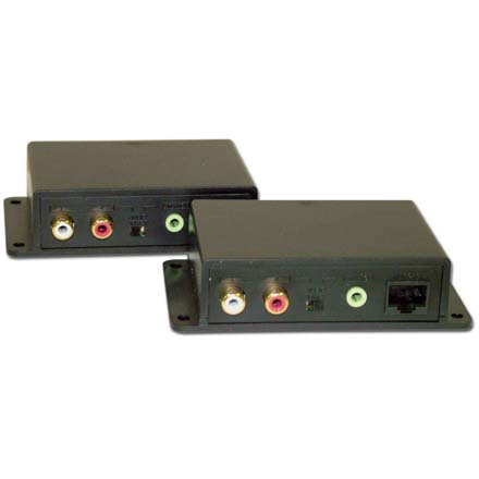 Choice Select Audio Cat5e Extender with RCA and Mini Plug CHO4097