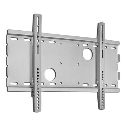 Choice Select LCD/Plasma TV Mount 23-37in 165lbs no tilt silver, Includes a Free 6ft HDMI Cable! CHO5302S