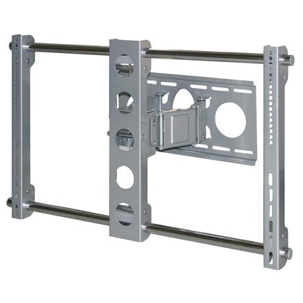 Choice Select Tilt/Swivel TV Mount for 30-63in screens, Silver, Includes a Free 6ft HDMI Cable! CHO5310S