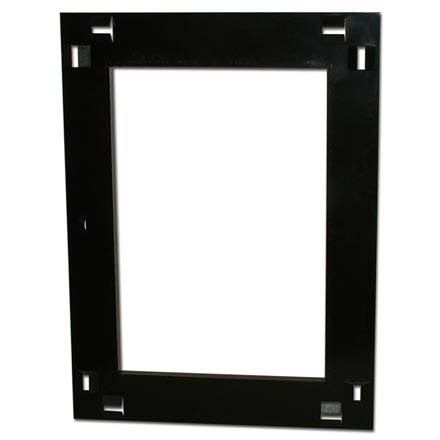 Choice Select 8in Wall Brackets for CHO8000 Speakers, pair CHO6012