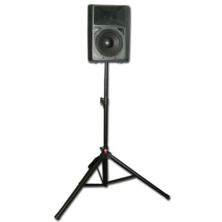 Choice Select 6ft High Tripod Speaker Stand -- Speaker Not Included CHO7010