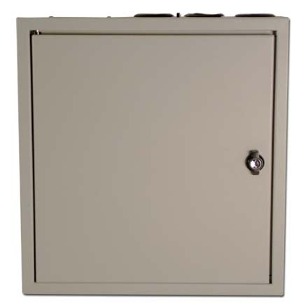 Construct Pro 15in Structured Wiring Enclosure  with Door CON1015IN