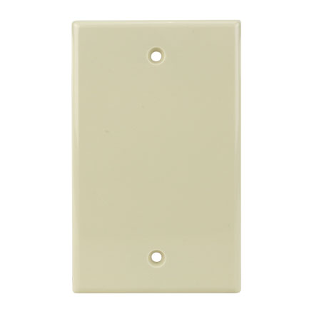 Blank LIGHT ALMOND Single Wall CON7003LA