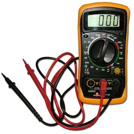 Deluxe Digital Multimeter CTB9830