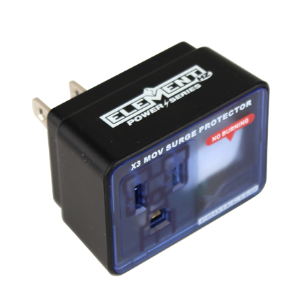 ELEMENT Hz SINGLE OUTLET ELE9005
