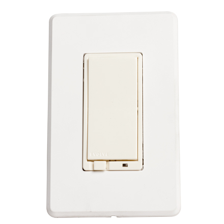 LRM-AS Evolve Wall Mnt Dimmer EVO200W