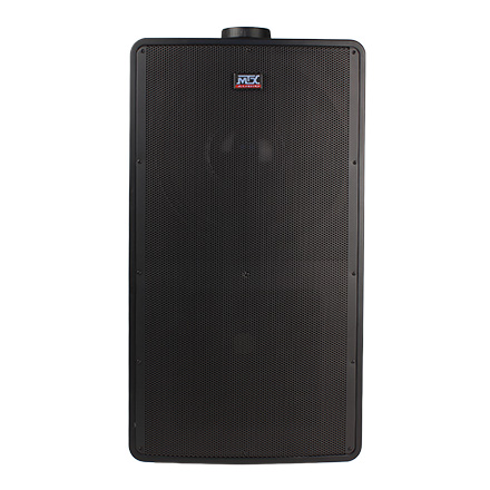 MTX Model AW82-B All weather,  2-way Speakers, w/8in woofer, black, each MTX2800