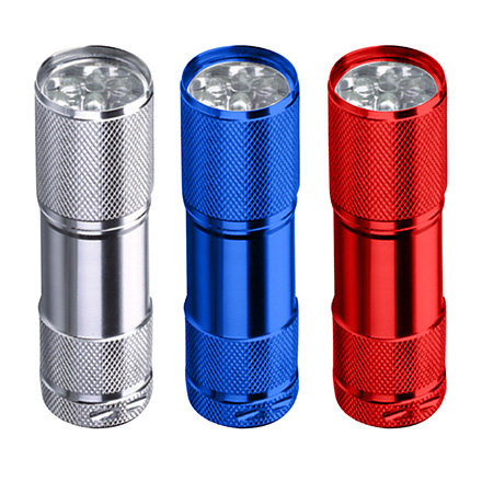 3 Pack Economy Flashlight NSM1016