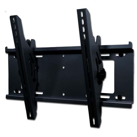 Peerless Model ST640 Universal LCD/Plasma TV Mount Single Stud, Black PEE6401B