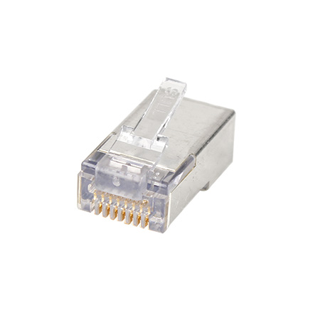 105020 EZ-RJ45 Shielded Conn PLA1066
