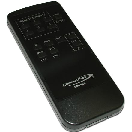 Channel Plus MDS-REM MDS-6A Remote Control PLU1118