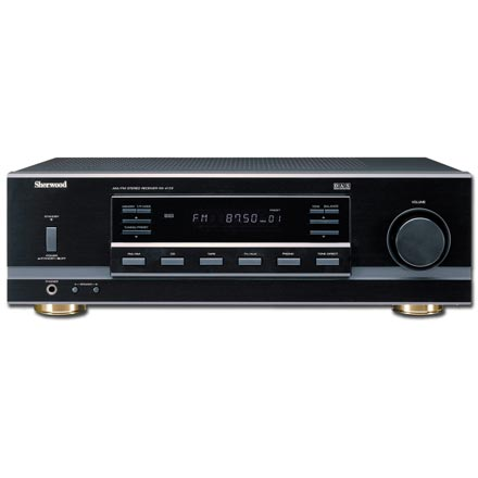 Sherwood RX4109 Stereo Receiver with Phono Input SHE1001
