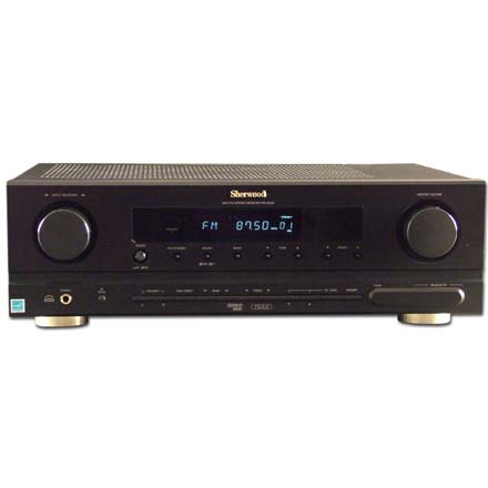 Sherwood RX-4503 2.1 Surround Receiver with 6 CH Direct Input SHE1017