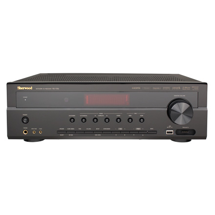 Sherwood RD-705i Receiver SHE1039