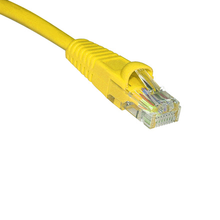 50ft CAT5E PATCH CABLE SKL2050Y