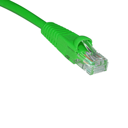 1FT CAT6 Green PATCH SKL3199G