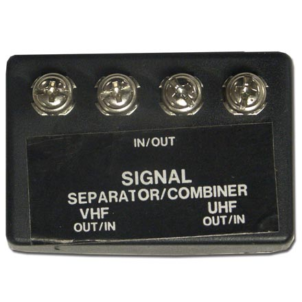 Skywalker Signature Series SC30 UHF/VHF Signal Separator/Combiner, each SKY04334