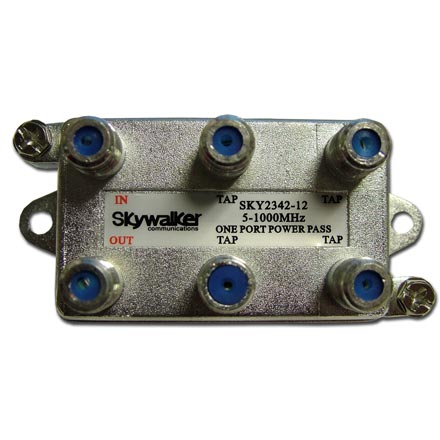 Skywalker Signature Series SWQ12 Quad 4 way Tap 12db SKY2342-12