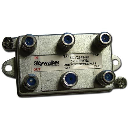 Skywalker Signature Series SWQ20 Quad 4 way Tap 20db SKY2342-20