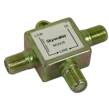 Skywalker Signature Series HI/LOW VHF Band Separator/Combiner SKY26802