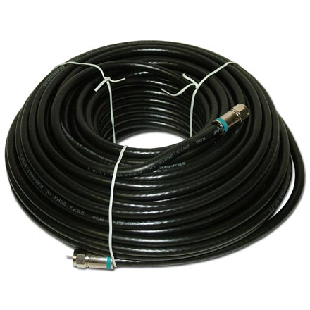 1 Skywalker Signature Series 100ft RG-6 Jumper Cable, with Lock and Seal connectors SKY317100
