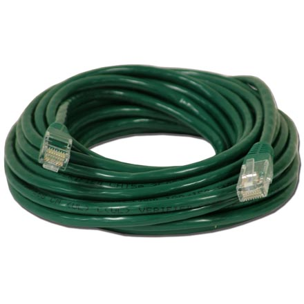 25ft Cat5E Green Patch SKY3184003