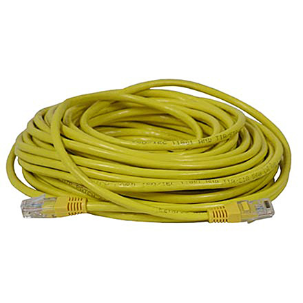 Skywalker Signature Series Cat5E Patch Cable, Yellow, 50ft SKY3184014