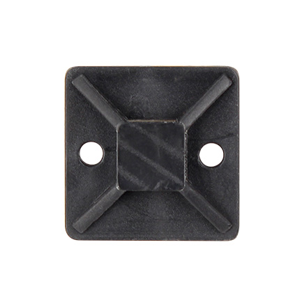 Skywalker Signature Series Cable Tie Mounting Base, Black, qty 100 SKY321148B
