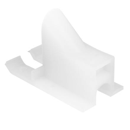 Skywalker Signature Series Vertical Single Coax Siding Clips, qty100 SKY32905