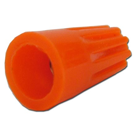 Skywalker Signature Series Wire Connectors, Orange, qty 100 SKY5023