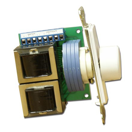 Advantage 100 Watt Volume Control - Impedence Matching - Ivory