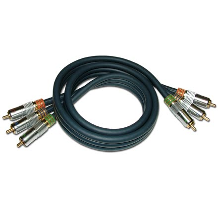 HQ Ultra 3ft Component RCA Cable SKY71433