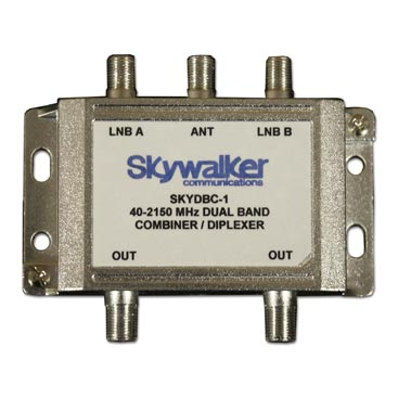 Skywalker Signature Series 2-Receiver Diplexer w/antenna input SKYYDBC1