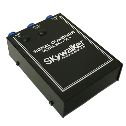 Skywalker Signature Series Channel 4 Signal Combiner SKYYSC4