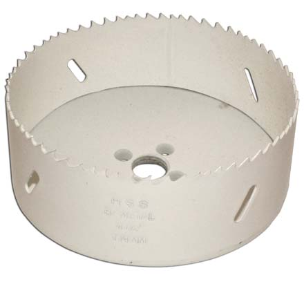 TerMight Series 4.5in Bi-Metal Hole Saw TMT8015