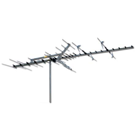 Winegard HD-7697P Antenna, 75 ohm, 53 elements WIN1054