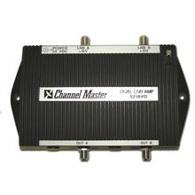 Channel Master Model 5216IFD Headend Amp/LNB Power Supply CHM4054