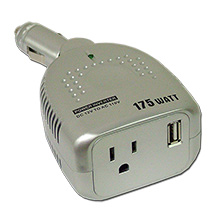 Advantage 175watt Power Converter, 12v DC to 100v AC