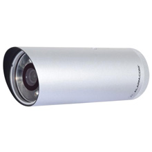 Alarm.com® ADC-V720 Outdoor IP Bullet Camera w/ Night Vision (Silver) ALM1003