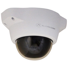 Alarm.com® ADC-V820 Fixed Indoor Dome IP Camera (White) ALM1005