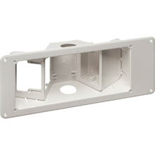 Arlington Recessed TV Box™ w/ Angled Openings ARLTVB713