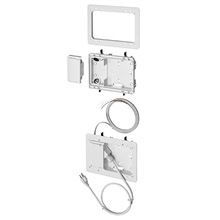 Arlington™ Low Profile TV Bridge™ Kit for Shallow Wall Depths Dual-Gang (White) ARLTVL2508K