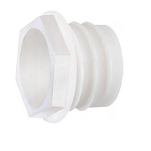 Arlington™ WB875 Non-Metallic Wire Bushings, Qty 100 (White) ARLWB875